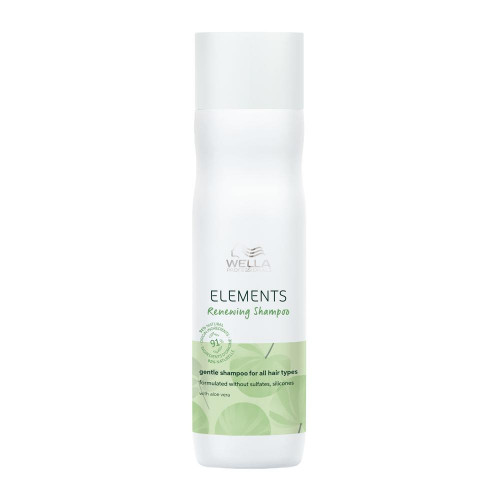 Wella Care³ Elements Renewing Shampoo 250 ml