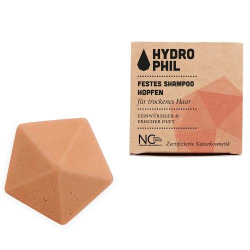 Hydrophil Festes Shampoo Hopfen 50 g