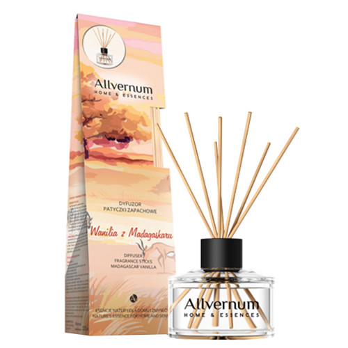 Allvernum Raumduft-Madagaskar Vanille 50 ml