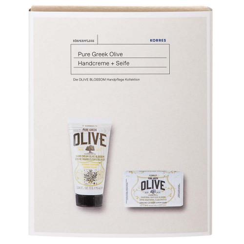 Korres Olive Blossom Handpflege Set