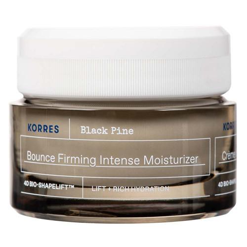 Korres Black Pine 4D Bio-ShapeLift™ Straffende feuchtigkeitsspendende Creme 40 ml