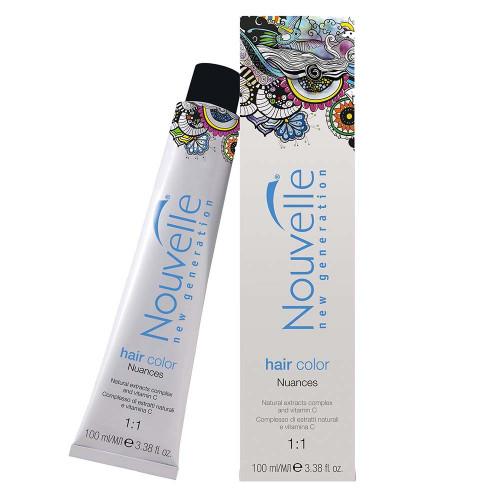 Nouvelle Hair Color 5.11 Hellbraun Asch Intensiv 100 ml