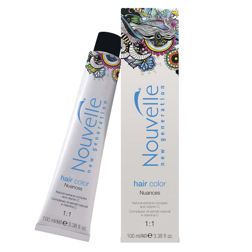 Nouvelle Hair Color 6.1 Dunkelblond Asch 100 ml