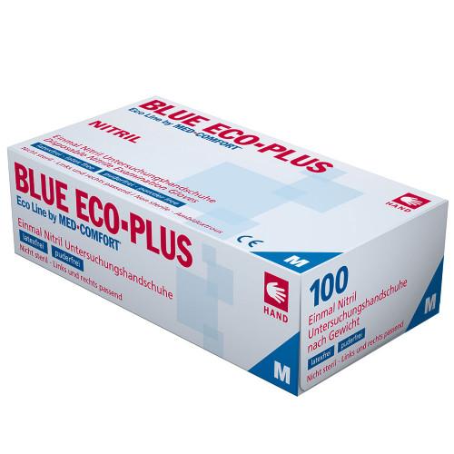 Canobo Blue Eco-Plus Nitril Handschuhe XXL