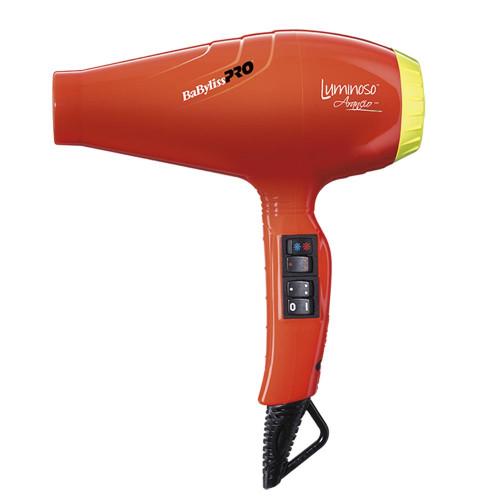 BaByliss Luminoso Haartrockner Orange