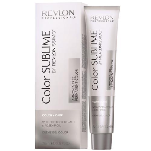 Revlon Revlonissimo Color Sublime Permanent Color 6,13 75 ml