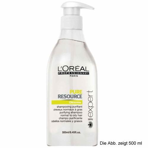 Loreal Serie Expert Pure Resource Shampoo 1500 ml