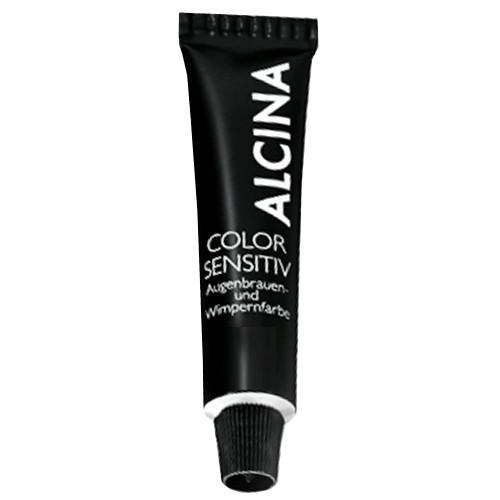 Alcina Color Sensitive Augenbrauen & Wimpernfarbe  2.0 Schwarz 17 ml