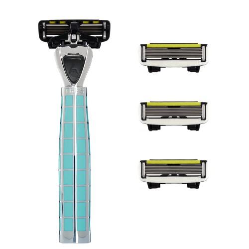 shave lab set tres bali breeze p 6 men g nstig kaufen hagel online shop. Black Bedroom Furniture Sets. Home Design Ideas
