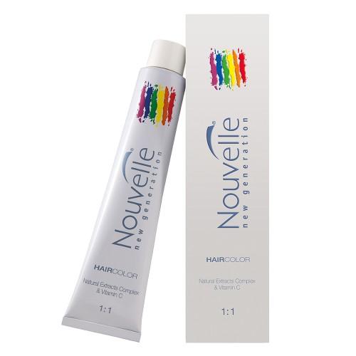 Nouvelle 7.31 mittelaschblond gold 100 ml