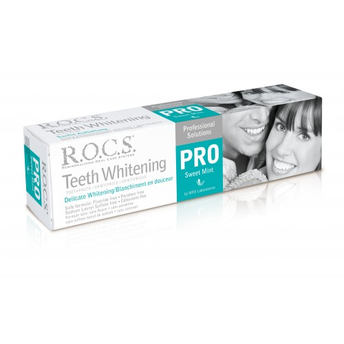 R.O.C.S. PRO Sweet Mint 135 g