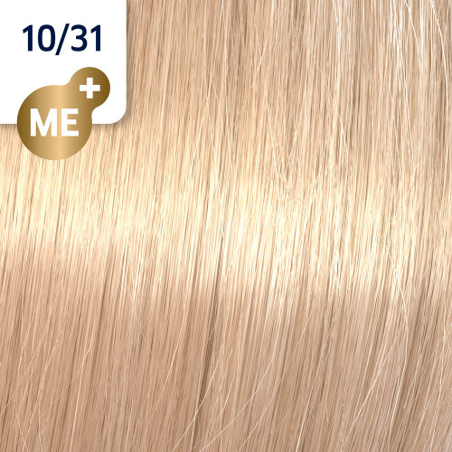 Wella Koleston Perfect Me+ Rich Naturals 10/31 60 ml
