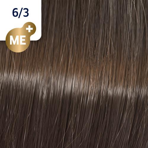 Wella Koleston Perfect Me+ Rich Naturals 6/3 60 ml