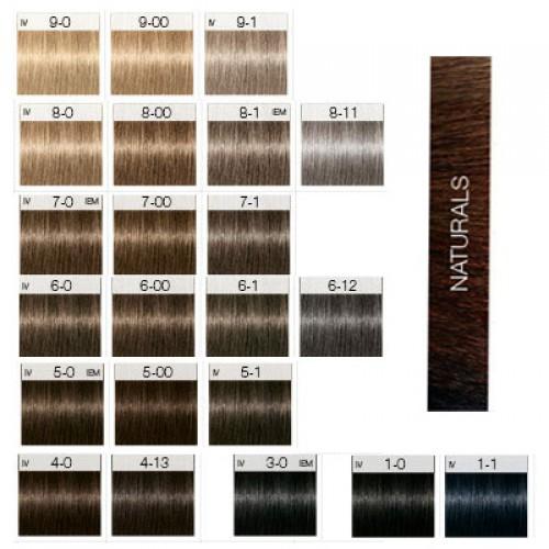 Schwarzkopf Igora Royal 6 12 Dunkelblond Asch Extra Farbe