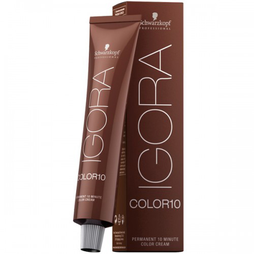 Schwarzkopf Igora Color10 9-12 Extra Hellblond Cendré Asch 60 ml