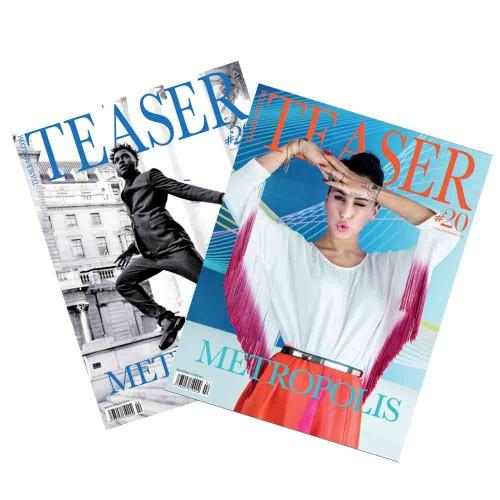TEASER Magazine #20 Metropolis