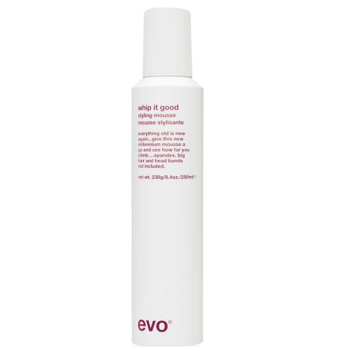evo Whip It Good Styling Mousse 200 ml