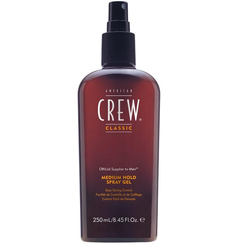 American Crew Medium Hold Spray Gel 250 ml