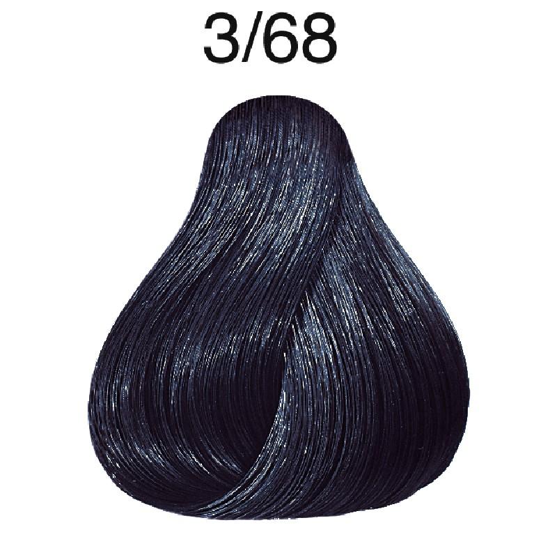 Wella Color Touch Vibrant Reds 3/68 violett-perl