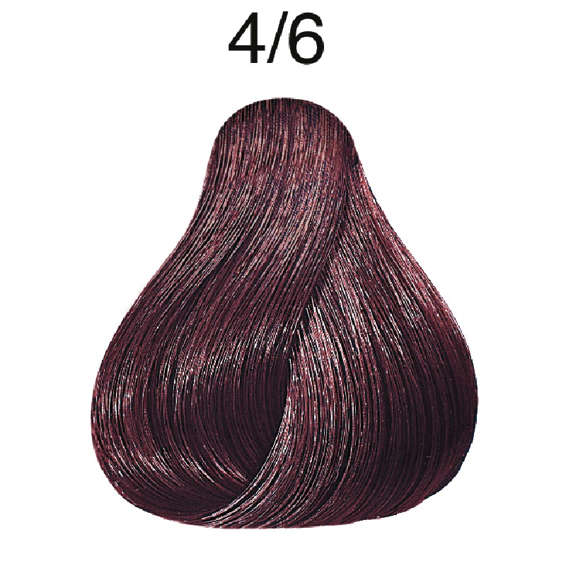 Wella Color Touch Vibrant Reds 4/6 violett