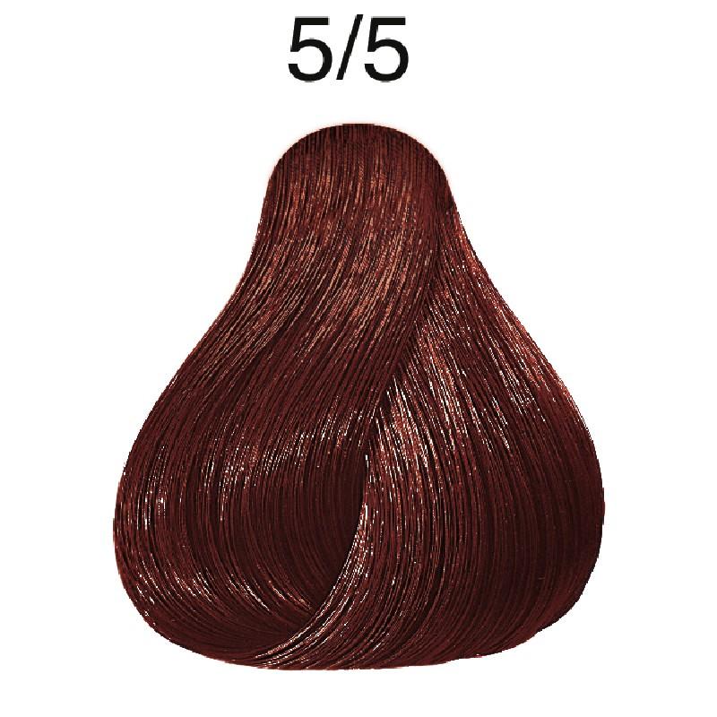 Wella Color Touch Vibrant Reds 5/5 mahagoni