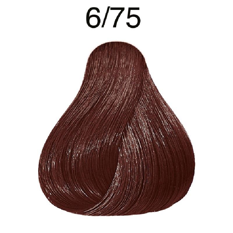 Wella Color Touch Deep Browns 6/75 braun-mahagoni