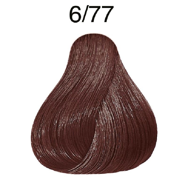 Wella Color Touch Deep Browns 6/77 braun-intensiv