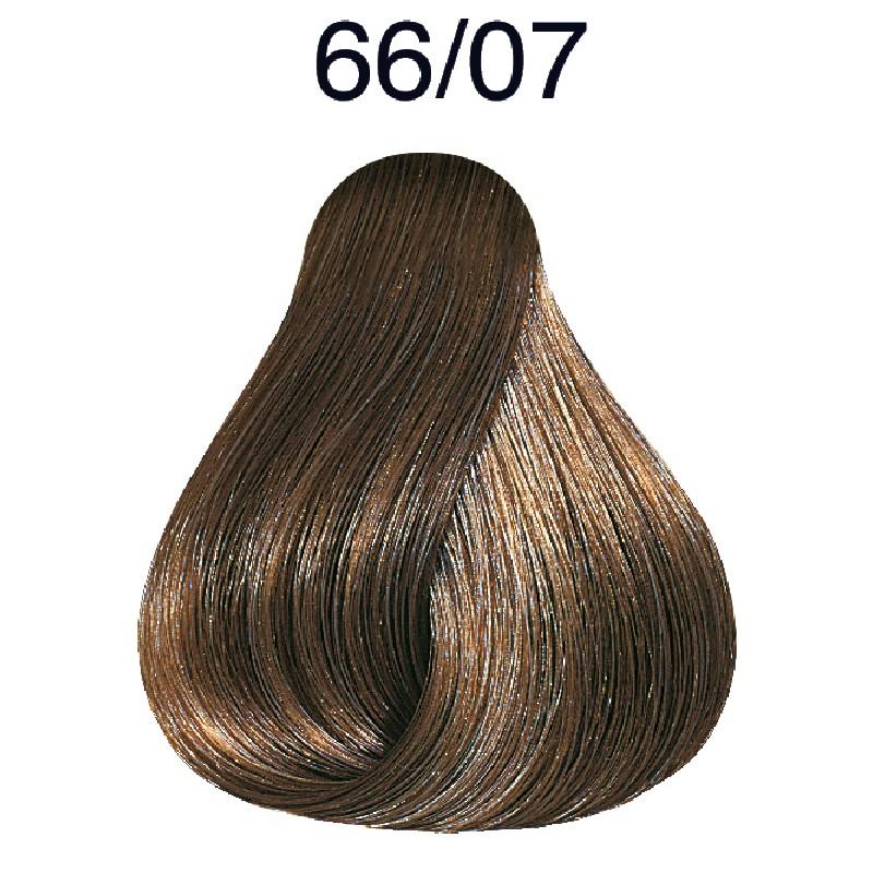 Wella Color Touch Plus 66/07 dunkelblond-intensiv natur-braun