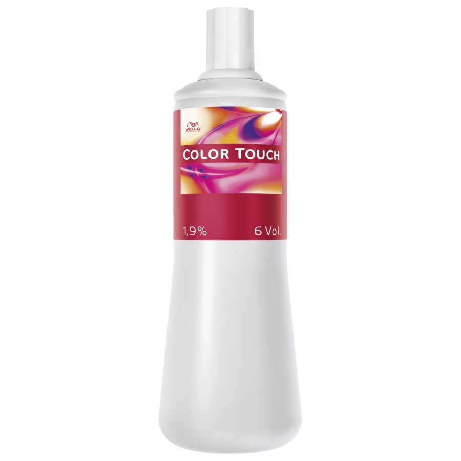 Wella Color Touch Emulsion 1,9 % 1000 ml