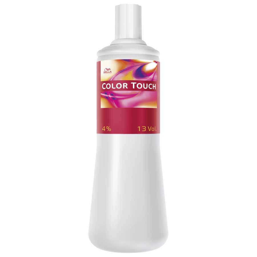 Wella Color Touch Intensiv-Emulsion 4 % 1000 ml