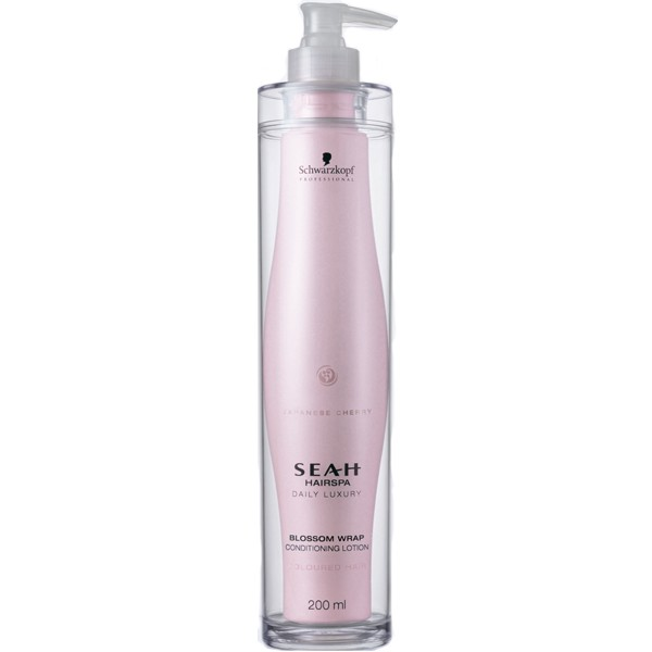 Schwarzkopf Seah Blossom Wrap Conditioning Lotion