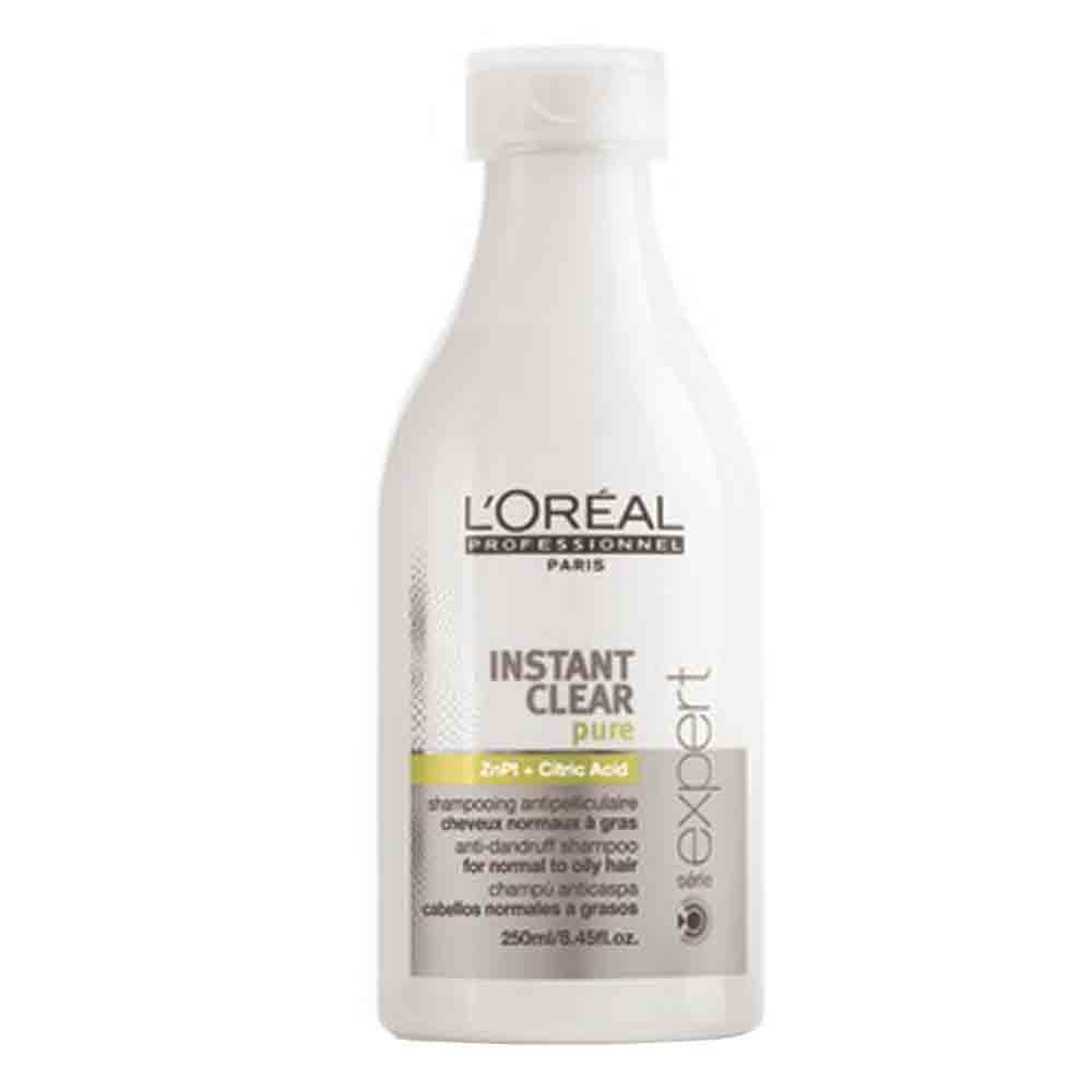 L'oreal Serie Expert Instant Clear Shampoo 250 ml