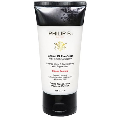 Philip B. Crème of the Crop Hair Finishing Crème (Klassik/Parabenfrei) 74 ml