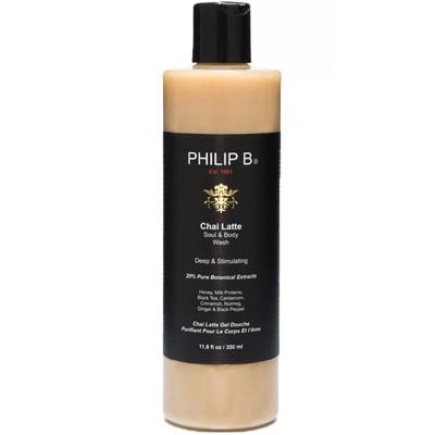 Philip B. Chai Latte Soul & Body Wash 350 ml