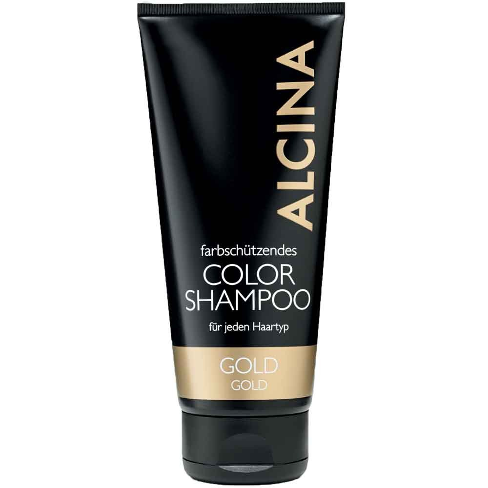 Alcina Color Shampoo Gold 200 ml