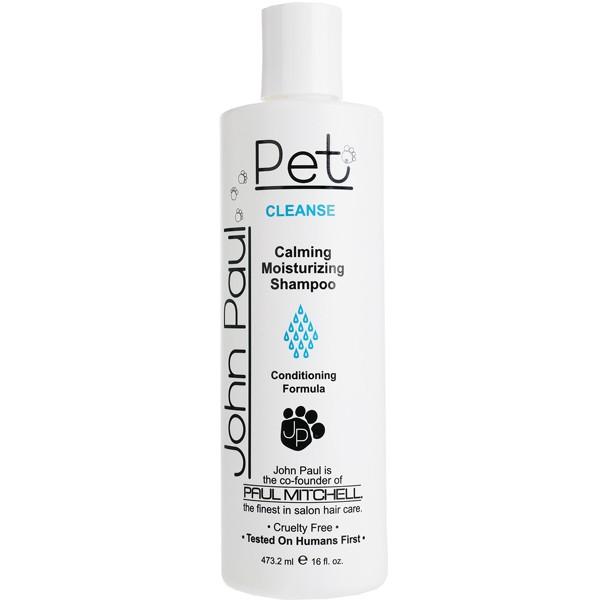 John Paul Pet Calm Moisturizing Shampoo