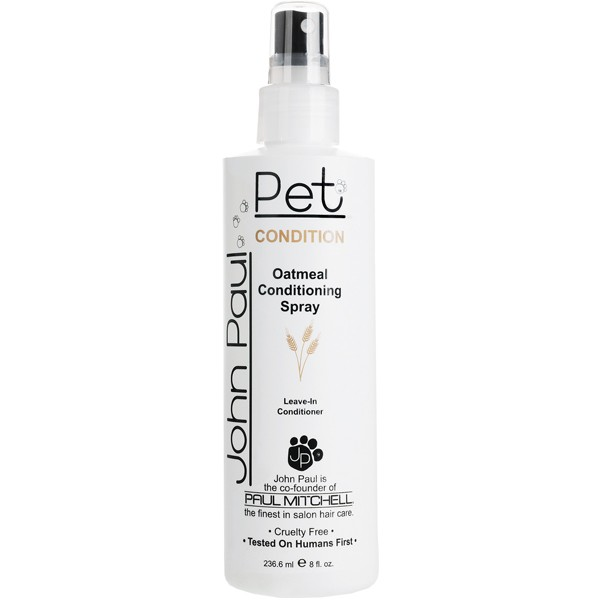 John Paul Pet Oatmeal Conditioning Spray
