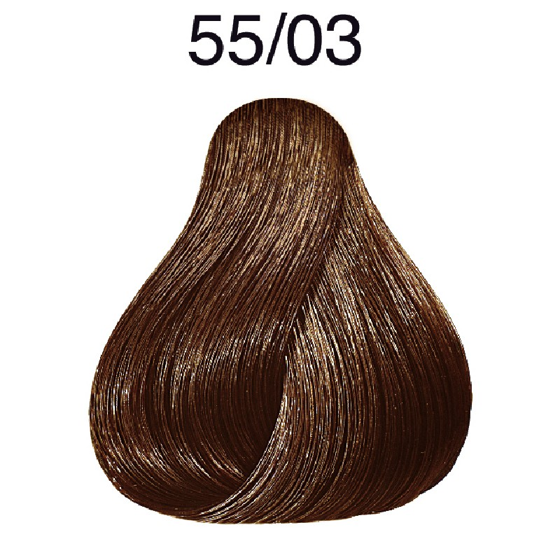 Wella Color Touch Plus 55/03 hellbraun-intensiv natur-gold