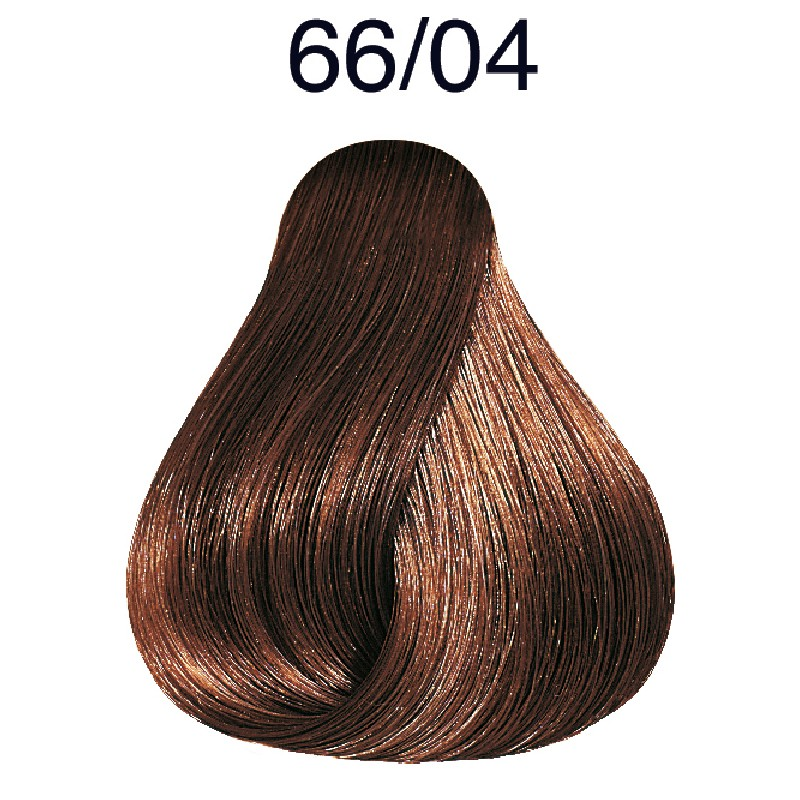 Wella Color Touch Plus 66/04 dunkelblond-intensiv natur-rot