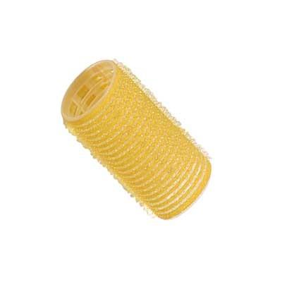 Comair Haftwickler 32 mm, gelb, 12er Beutel