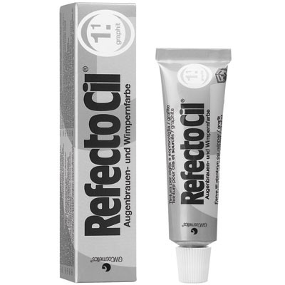 RefectoCil Augenbrauen- & Wimpernfarbe Nr. 1.1 Graphit 15 ml