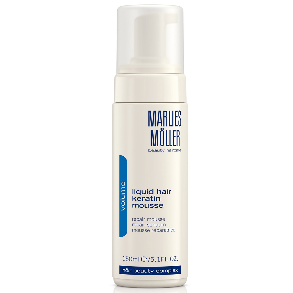 Marlies Möller Essential Care Liquid Hair Repair Mousse 150 ml
