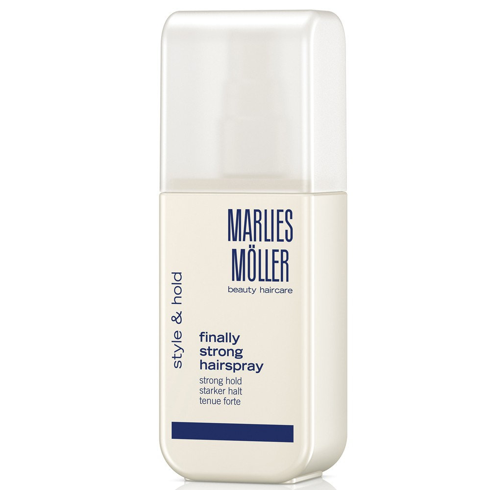 Marlies Möller Essential Finally Strong Hair Spray 125 ml