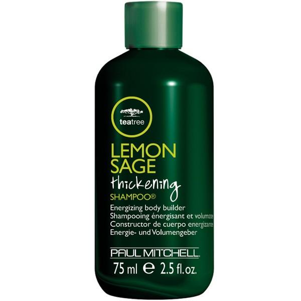 Paul Mitchell Tea Tree Lemon Sage Thickening Shampoo 75 ml