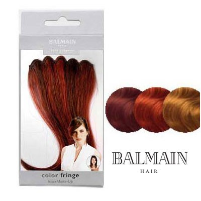Balmain Hair Make Up Color Fringe SUNBURST