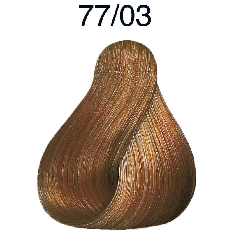Wella Color Touch Plus 77/03 mittelblond-intensiv natur-gold