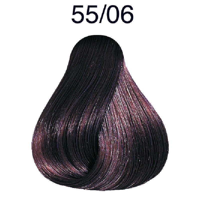Wella Color Touch Plus 55/06 hellbraun-intensiv natur-violett