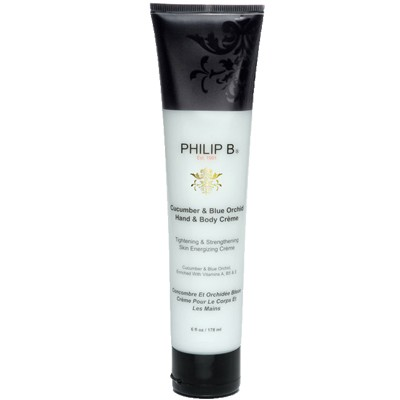Philip B. Cucumber & Blue Orchid Hand & Body Creme