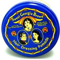 Sweet Georgia Brown Hair Dressing Pomade (BLAU) 114 g
