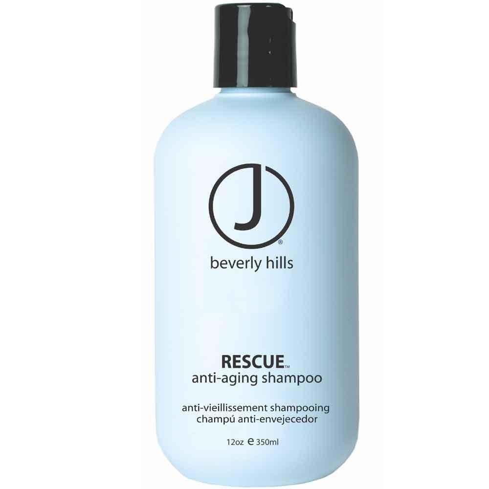 J Beverly Hills Rescue anti-aging shampoo 350 ml